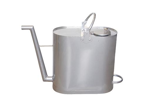 9102 铝制加盖油桶