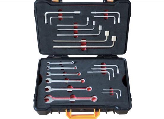 5601钛合金21件套组合工具