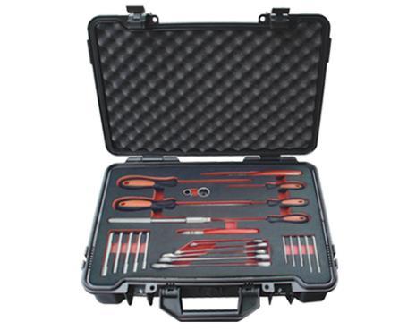5602钛合金25件套组合工具
