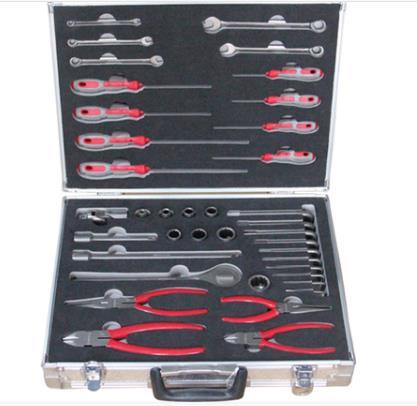 5604钛合金37件套组合工具