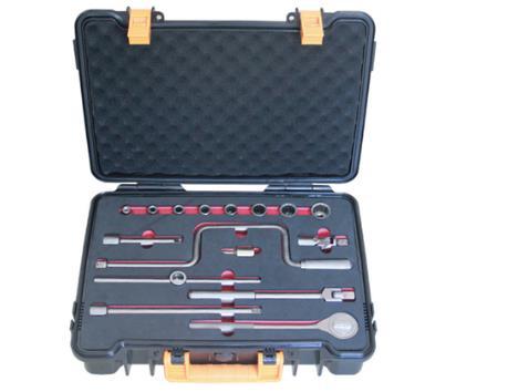 5606钛合金16件套组合工具