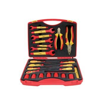 7501绝缘注塑24件套组合套装工具