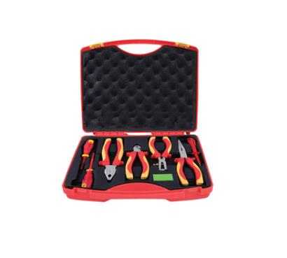 7502绝缘注塑7件套组合套装工具