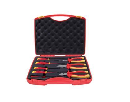 7503绝缘注塑8件套组合套装工具