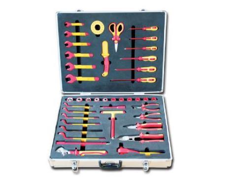 7504绝缘注塑41件套组合套装工具