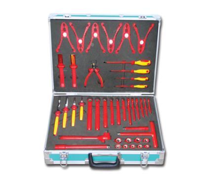 7505绝缘注塑46件套组合套装工具