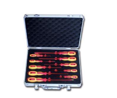 7506绝缘注塑11件套组合套装工具
