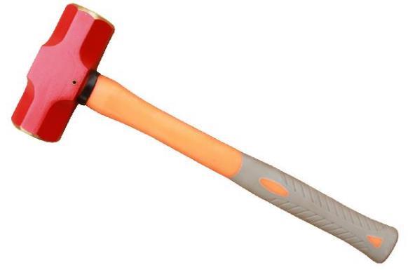 191防爆装柄八角锤