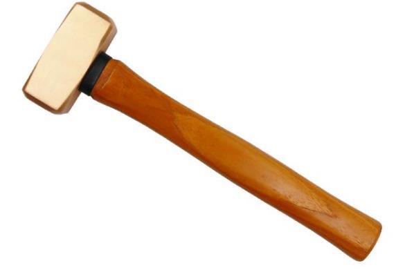191I防爆木柄德式八角锤