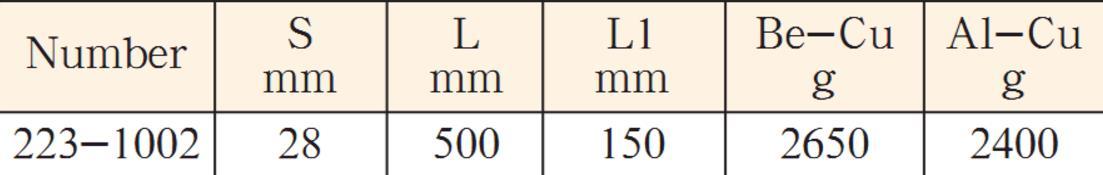 223 性能稳定气动冲子