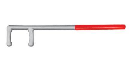 8126不锈钢防滑F扳手